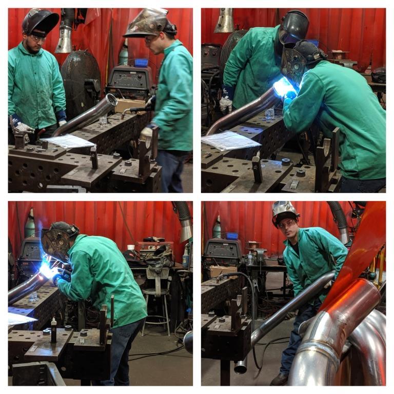 jose welding job